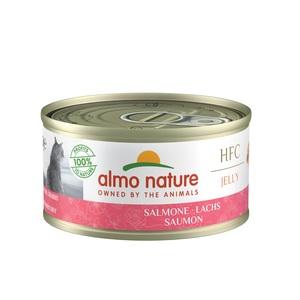 Boîte Chat - Almo nature® Saumon Almo 70g 354191