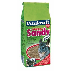 Sable chinchillas Vitakraft® 1kg 366411