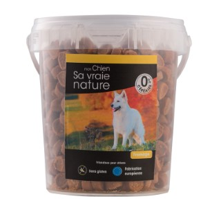 Friandises Chien - Sa Vraie Nature fromage 500g 366614