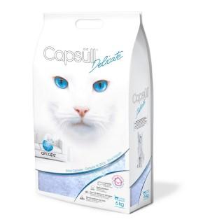 Litière Capsüll Delicate - Baby Powder 6kg 366738