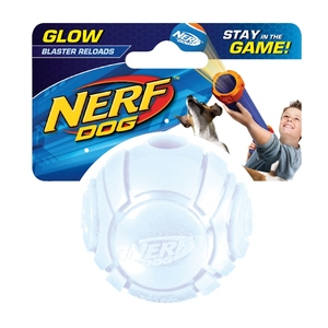 Jouet Chien - Nerf Dog Glow Ball pour blaster 371214