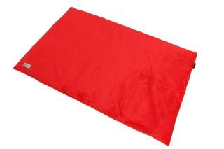 Matelas de Noël plat rouge 373882