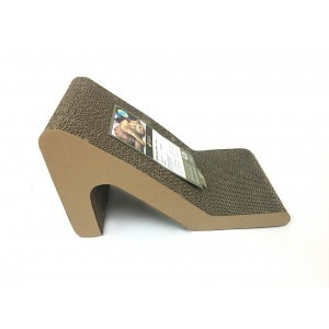 Griffoir pour chat Scratcher N Ramp 385481