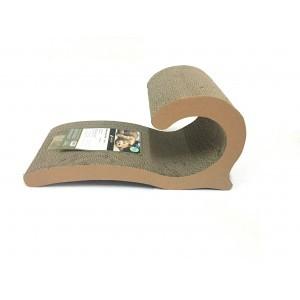 Griffoir pour chat Scratcher C Ramp 49x22,5x20 cm 385482