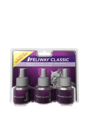 Feliway recharge 48ml (pack de 3) 386116
