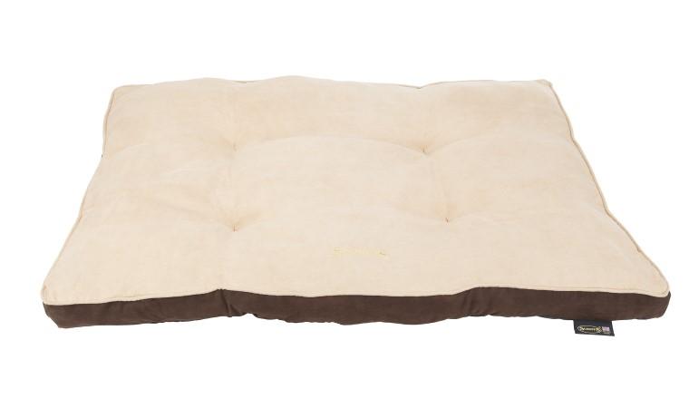 Coussin Scruffs Classic Crème Taille M - 82 x 58 cm 302302