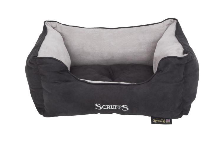 Panier Scruffs Classic Noir Taille S - 50 x 40 cm 302314