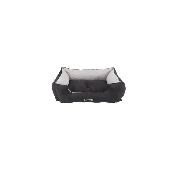 Scruffs Classic Box Bed L Black 302316