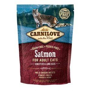 Croquettes Chat - Carnilove Cat Saumon 0,4kg 310367