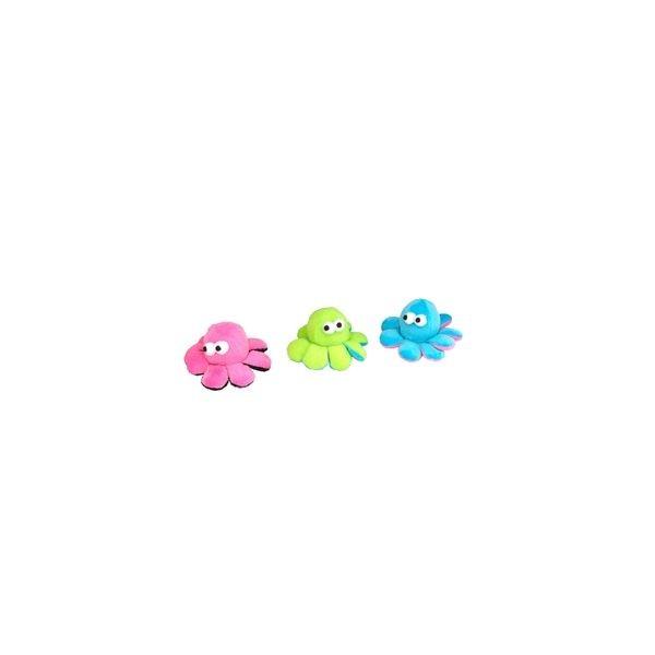 Jouet Chat - EBI Peluche Octopus 8 x 4,5 cm 325747