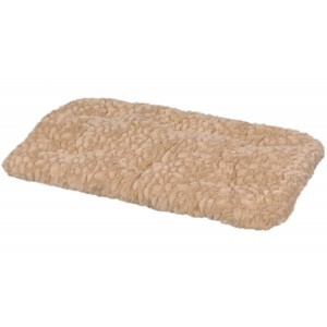 Tapis One Paw Lush Confort Beige Taille S - 58 x 40 cm 330232