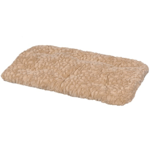 Tapis One Paw Lush Confort Beige Taille M - 74 x 45 cm 330233