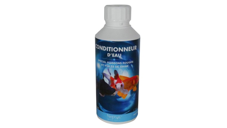 Conditionneur d'eau poisson rouge 500ml 335099