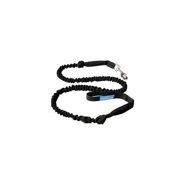 Laisse cani-vtt bikejor leash noir 335630