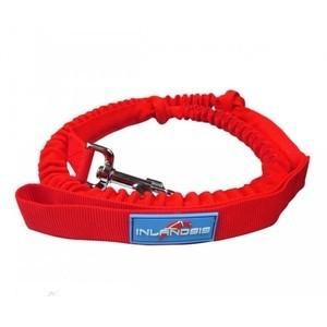 Laisse cani-vtt bikejor leash rouge 335651
