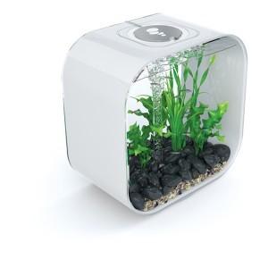 Aquarium BiOrb life 15 L MCR Blanc 343037