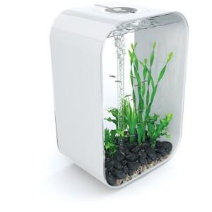 Aquarium BiOrb life 60 L Blanc MCR LED Multi Couleur Télécommandé 343046