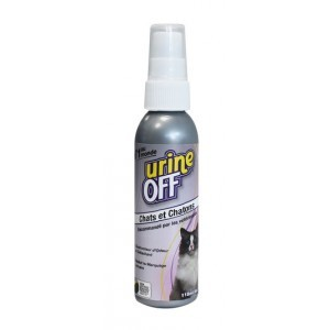 Urine off destructeur d'odeur Chat/Chaton spray 118ml 366750