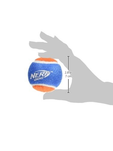Jouet Chien - Nerf Dog Balle pour Blaster x 4 371213