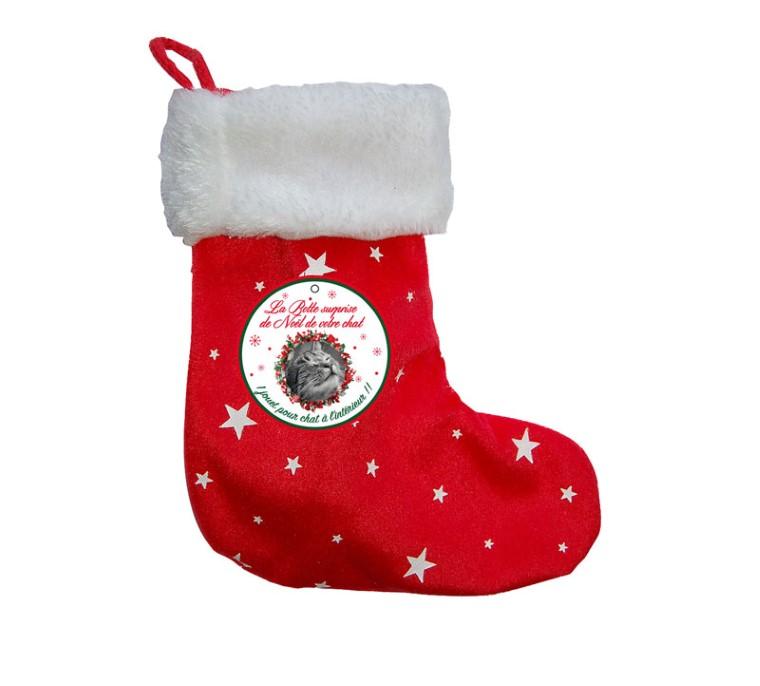 Botte surprise de Noël pour chat 373875