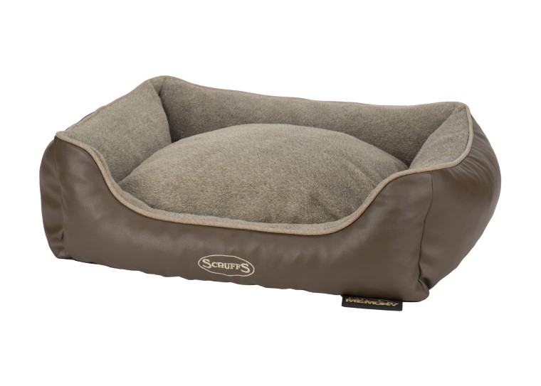Corbeille orthopédique Scruffs Chateau Taupe Taille M - 60 x 50 cm 374886