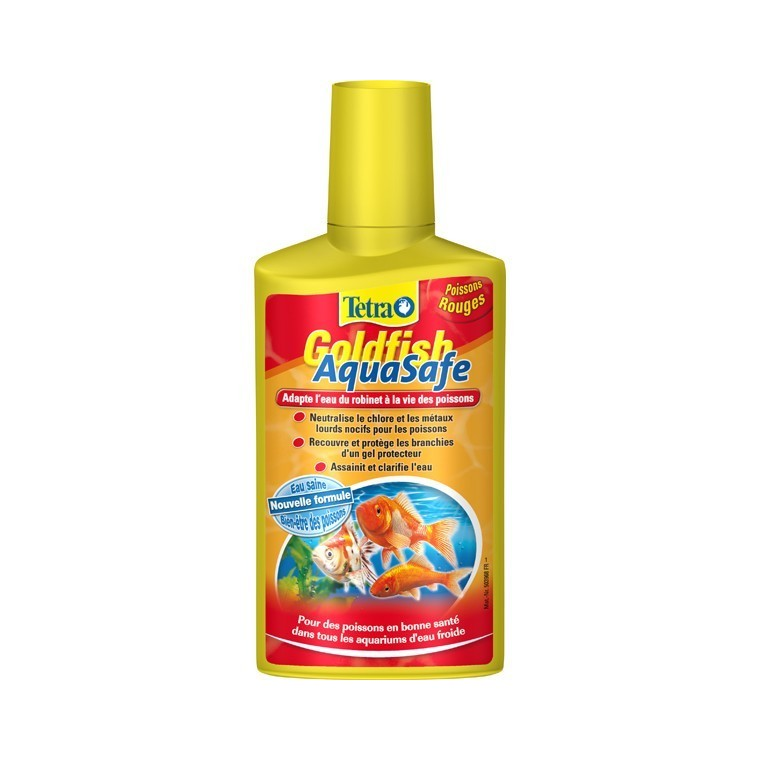 Tetra Goldfish AquaSafe 250 ml 398029
