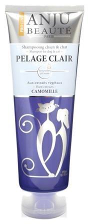 Shampoing ANJU Beauté pelages clairs 250 ML 399785