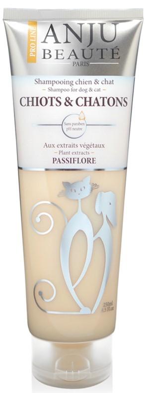 Shampoing ANJU Beauté shampoing chiot/chaton 250 ML 399807