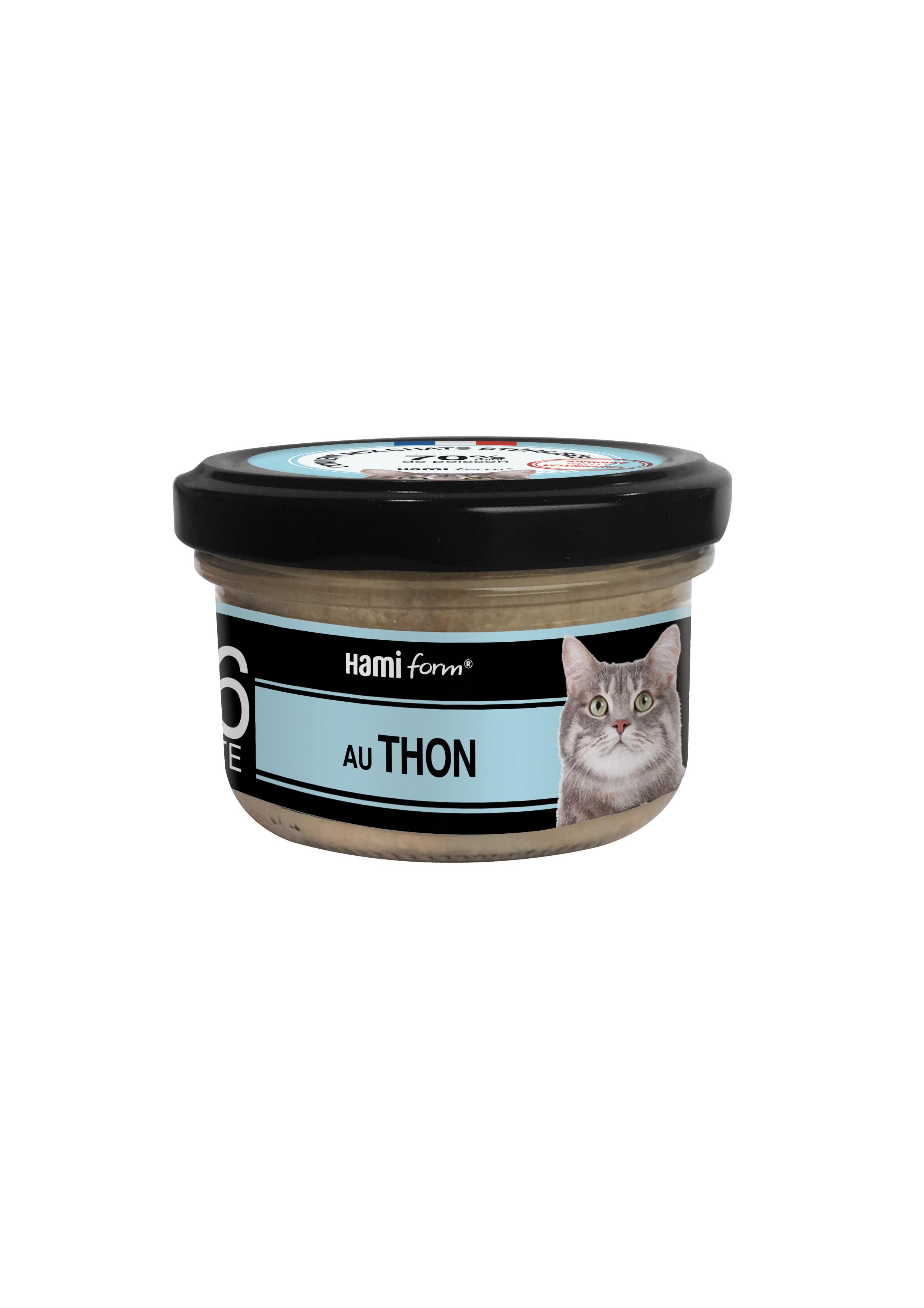 Boîte Chat - Recette n°36 au thon