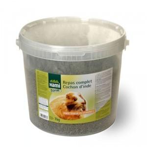Repas complet cochon d'inde poils longs Hamiform® 7kg