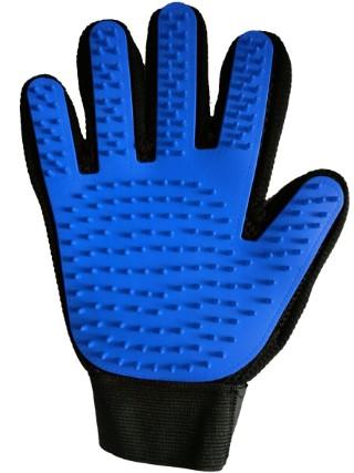 Gant Ramasse Poils Bleu 402557