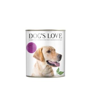Boîte Naturelle Chien – Dog's Love Agneau 200 gr 413502
