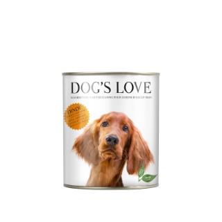 Boîte Naturelle Chien – Dog's Love Dinde 200 gr 413504