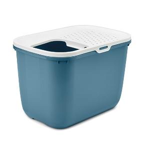 Maison de Toilette Savic Hop-In - Couleur Bleu Granit 415399
