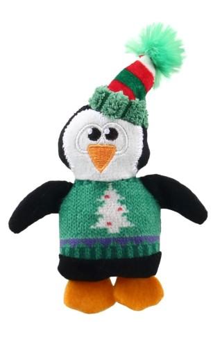 Jouet sonore chat - Pingouin de Noël 418390