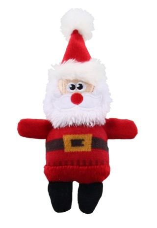 Jouet sonore chat - Père Noël 418399