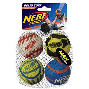 Jouet Chien - Nerf Dog Sport ball x4 418828