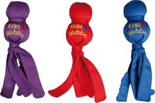 Jouet chien Kong Wubba small 20cm - Couleurs mixtes 425272