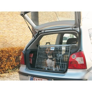 Cage transport chien Dog Residence Mobile Wide 76cm Savic  425653