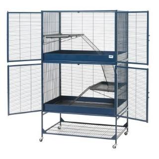 Cage petits mammifères Suite Royale 95 Savic 429385