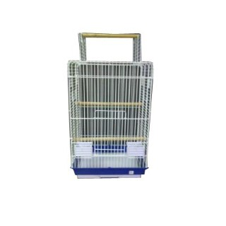 Cage perruche ouverte 42944