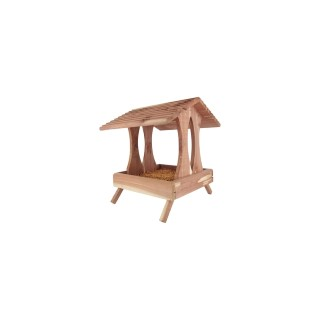 Mangeoire en bois Plateforme 438183
