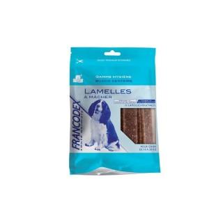 Lamelles à mâcher dentaires Francodex pour chiens de 10 à 30 kg 440029