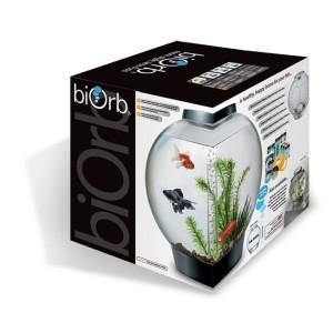 Aquarium BiOrb 30 L silver LED 441449