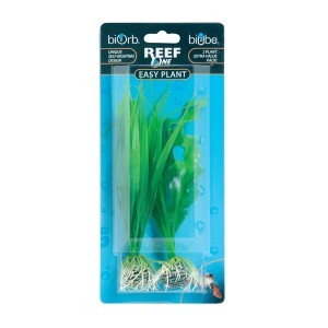 Décoration aquarium plantes vertes S x2 biOrb 441490
