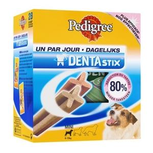 Friandise petit chien Pedigree dentastix x28 440g 454491