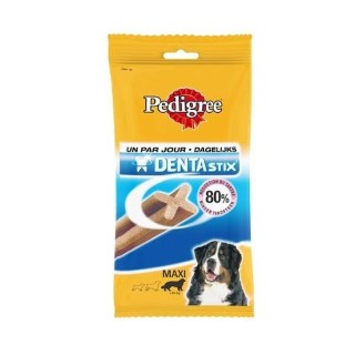 Friandise grand chien Pedigree dentastix x7 180g 454503