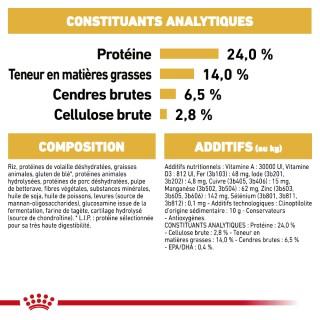Croquette chien Royal Canin Bulldog adulte 3kg 467068