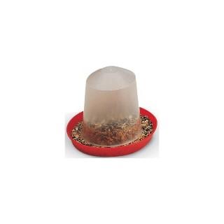 Distributeur graines pour volaille 6L Savic 49209