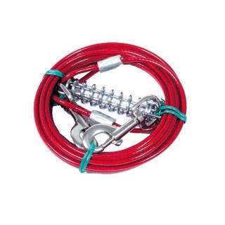 Câble d'attache chien 4.5 m 495385